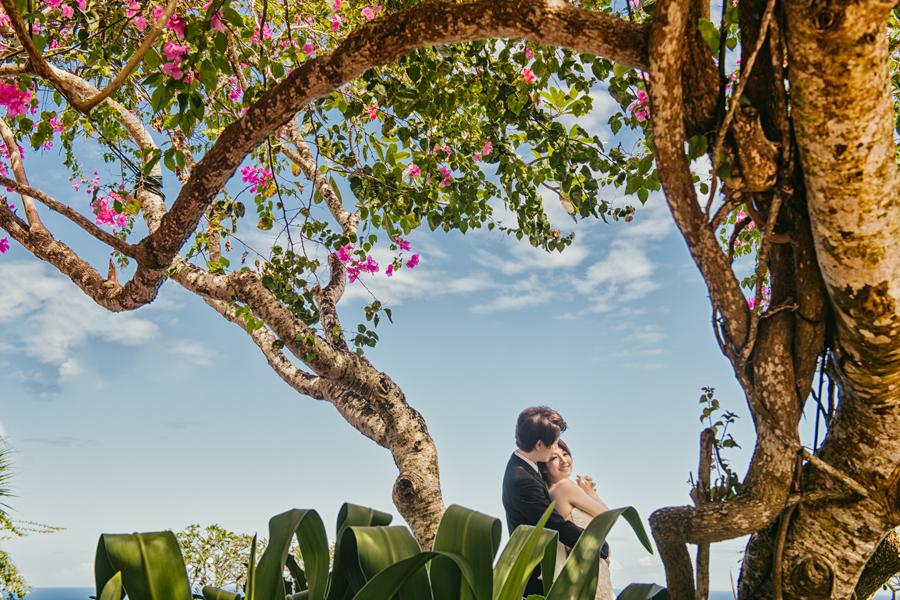 峇里島海外婚禮攝影