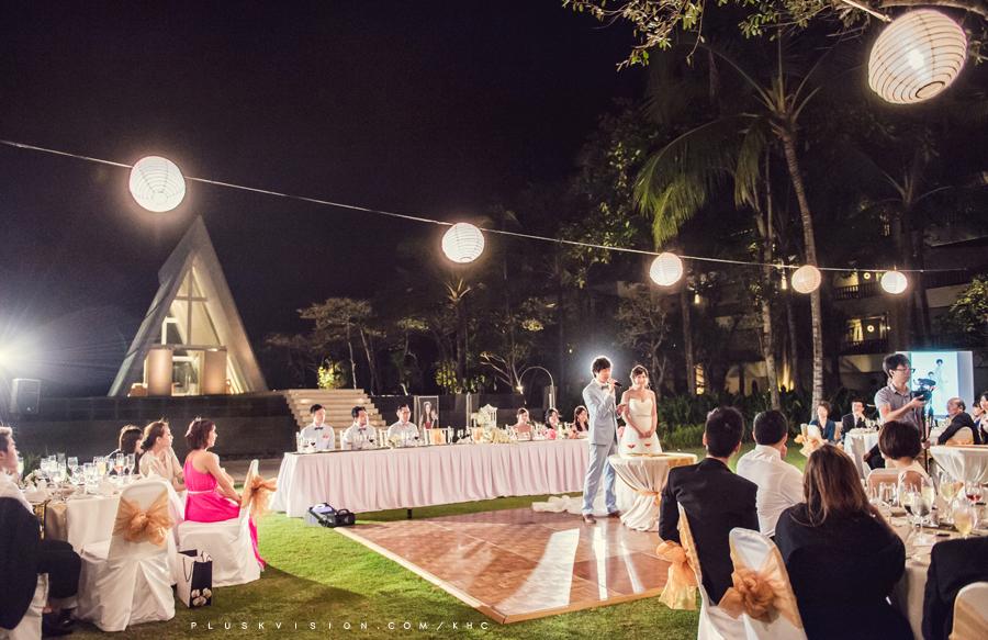 峇里島港麗婚禮