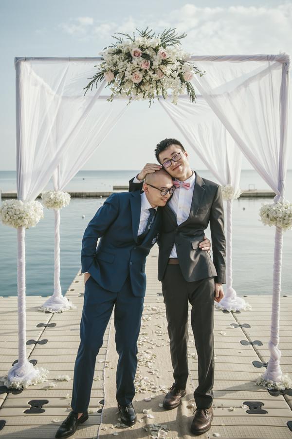 蘇美島海外婚禮紀錄