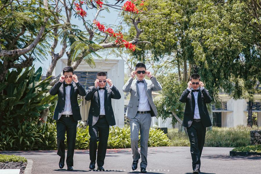 峇里島婚禮紀錄