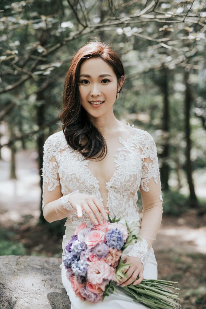 美式戶外婚紗