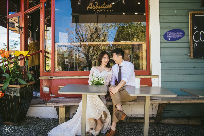 温哥華婚紗攝影