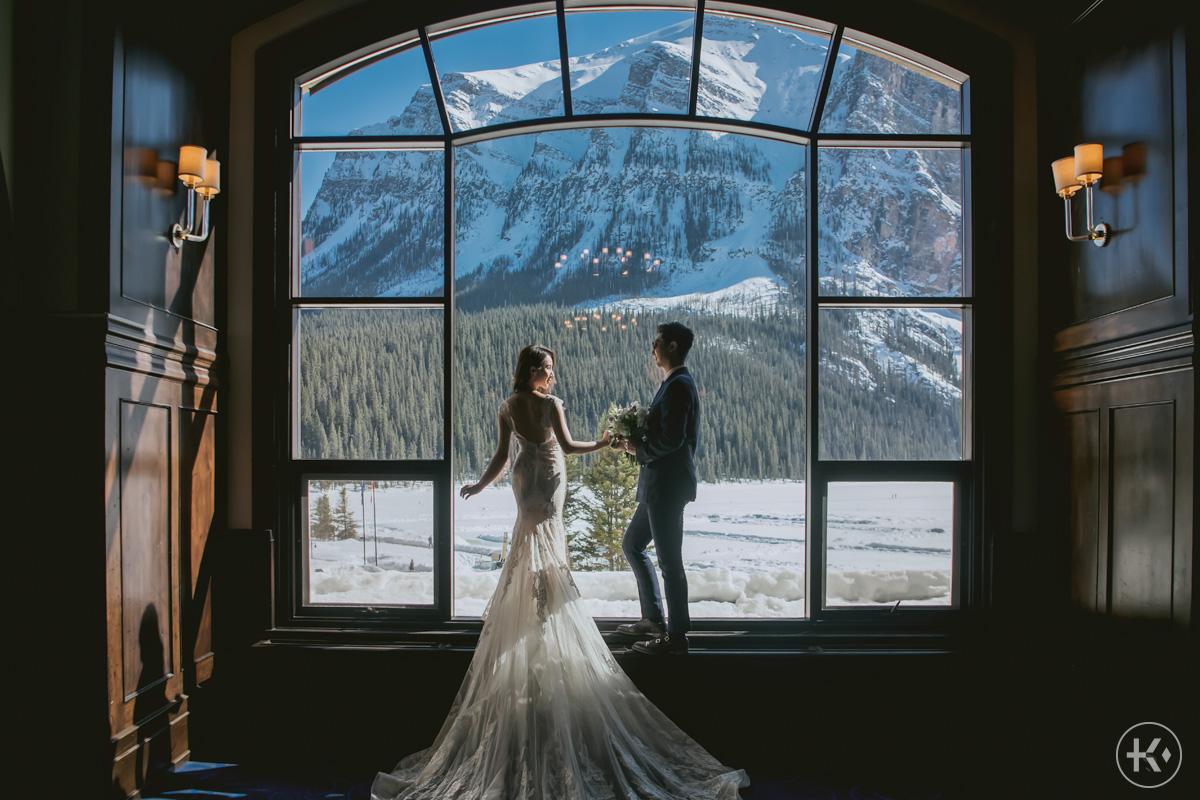 班夫婚紗攝影